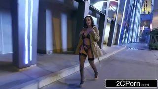 A Night With Elite Escort Abigail Mac