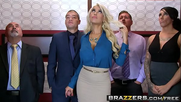 Brazzers – Big Tits at Work – Bridgette B Xander Corvus – Stuck In The Elevator
