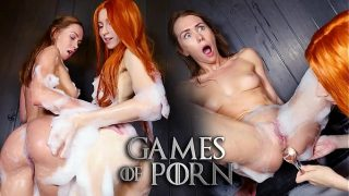 French producer Jean-Marie Corda has created a great porn parody series Game Of Porn! Watch Ep.4!
