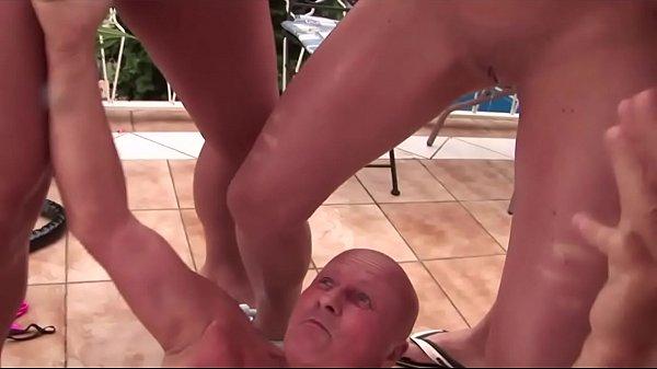 Piss slut orgy