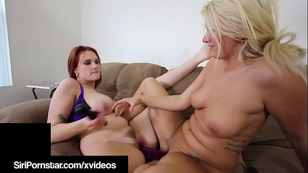 Scorching Hot BBW Siri Pornstar Pussy Pleasures Laela Pryce!