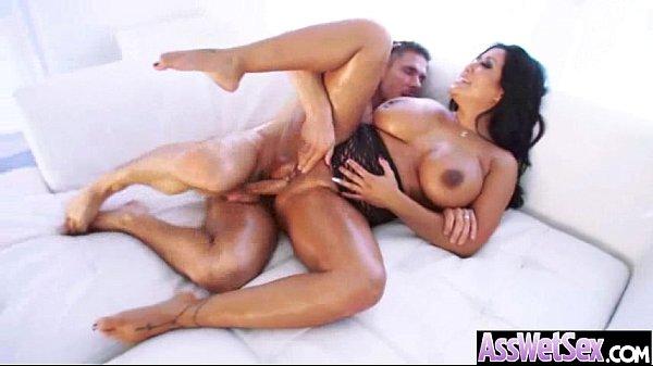 Girl (kiara mia) With Curvy Big Ass Deep Analy Banged vid-17