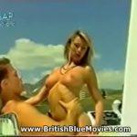 Retro British Porn with Clare Butland and Rocco Siffredi
